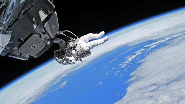 Astronautas concluíram reparação na Estação Espacial Internacional   Blogue alien's & android's