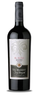 Viu Manent El Olivar Single Vineyard: Chile