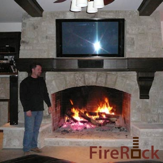 16 best Fireplaces images on Pinterest   Fireplace ideas, Home and ...