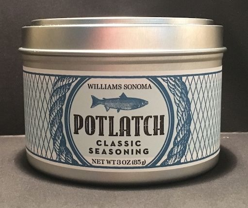 The Yugo   Gastric Bypass   Protein Finds   Easy Salmon Dinner Thanks to Potlatch Williams Sonoma Spice