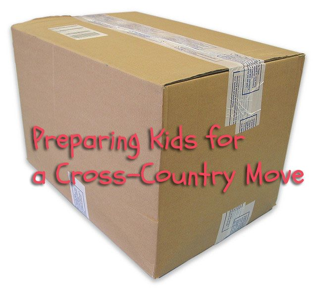 thegirlsofrealestate.com ~ We Love This!!   Tips for helping kids cope with the stress of moving. Written for cross-country, but good ideas for everyone. Pinning this for later!