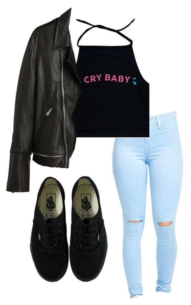 """Melanie Martinez concert"" by gothlicgrunge on Polyvore featuring Vans"