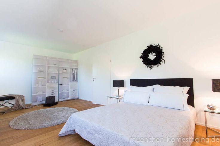 Architektenhaus mit Home Staging (von Münchner HOME STAGING Agentur)
