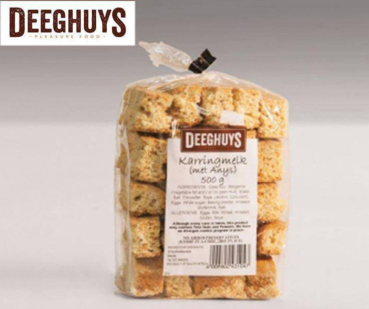 Beat the #MondayBlues with our delicious 500g #Buttermilk rusks from #DeeghuysGeorge. It is perfect to enjoy with your cup of tea. Visit us at the #GardenRouteMall.