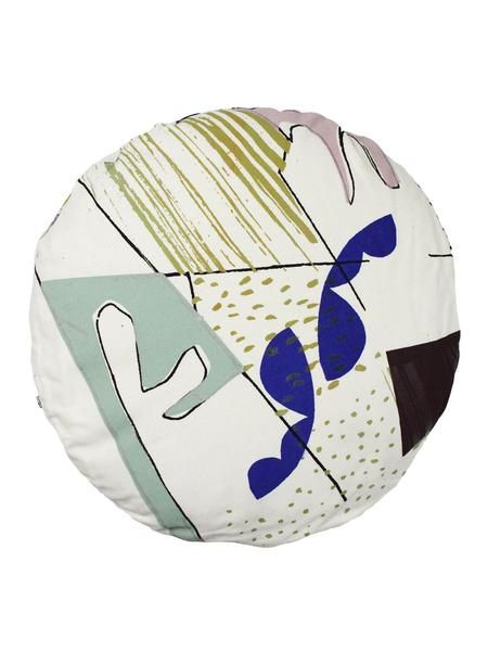 Round Cushion Collage - Limited Edition | Ditte Maigaard Studio