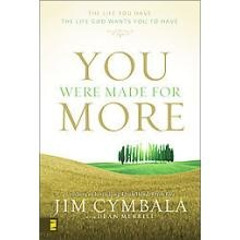 God has more for you: Worth Reading, Life Gods, Book Worth, Dean Merril, Christian Book, Dean O'Gorman, Favorite Book, Want You, Jim Cymbala