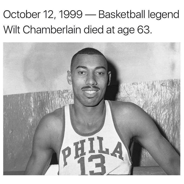 Wilt Chamberlain Death Cause