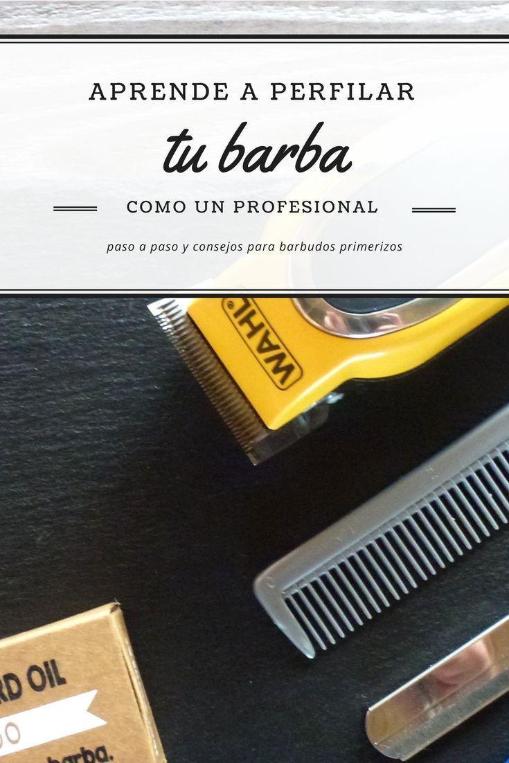 ¿Que necesitas para perfilar tu barba? Hablamos de los mejores apratos productos y utensilios para perfilar tu vello facial