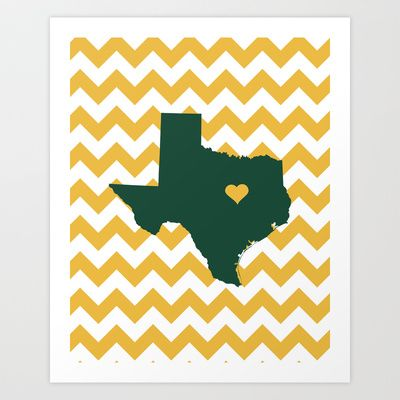 #baylor #sicem --> This is definitely going in my next apartment.