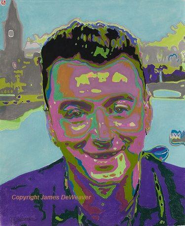 #English #singer #songwriter and #grammy #award #winner @samsmithworld #samsmith #pastel #art #portrait #Limited #edition #prints $40 only @ www.jamesdeweaver.com.au/ or just see #BANKSY +JamesDeWeaver @JamesDeWeaver