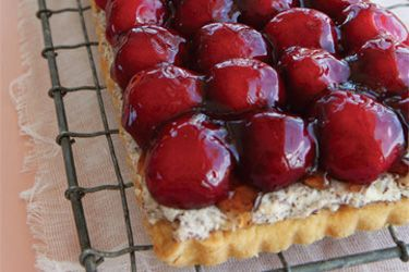 sensations cherry and coconut slice recipes bite see more 1 cherry ...