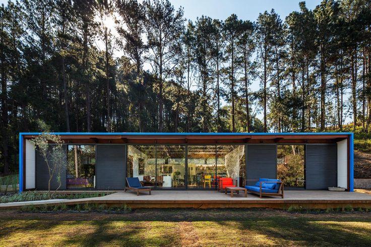 Galería - Casa OZ / Andrade Morettin Arquitetos Associados - 61