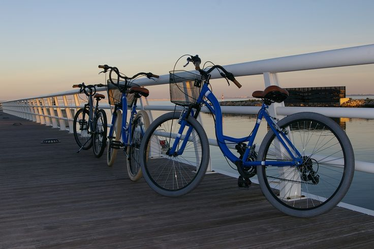 So you get the most out of your stay, Marina Parque das Nações offers you various activities such as canoeing, sailing, windsurf  and even ping pong ... As well as a bicycle rental service so you can enjoy the city of Lisbon!