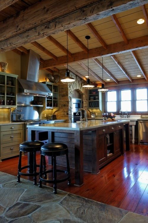 Dream Rustic Kitchens 58 best rustic kitchens images on pinterest | home, architecture