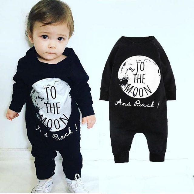 Keelorn Baby Rompertjes Herfst Winter Baby boy kleding Lange Mouw Melk Fles Gedrukt Tops + Broek + Hoed 3 stks Kids Baby meisje kleding