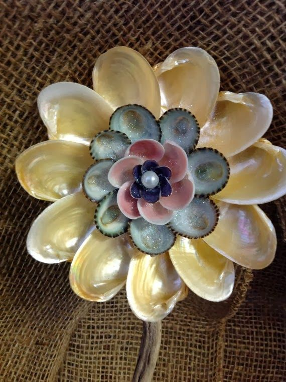 13 best images about sea shells on pinterest arts and for Arts and crafts with seashells