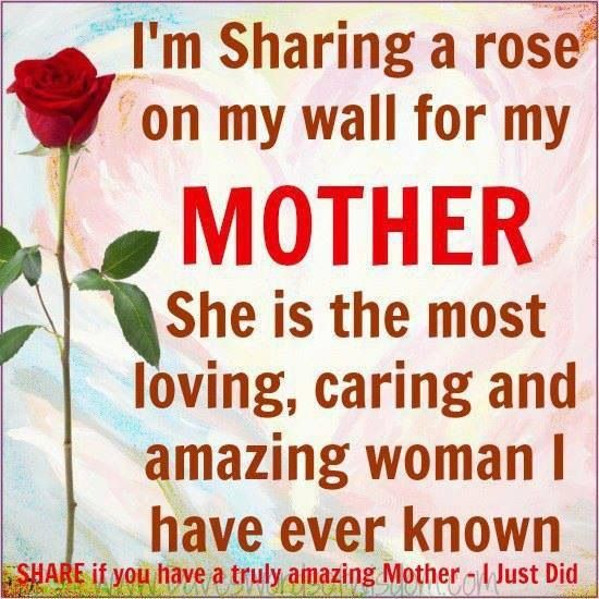 The Best Mother Day Quotes: Best Mom Ever Quotes. QuotesGram