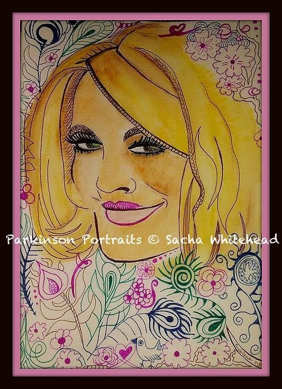 Drew Barrymore Inspired Portrait Art  Fan by ParkinsonPortraits, $99.00 https://www.etsy.com/au/listing/201121329/drew-barrymore-inspired-portrait-art-fan?