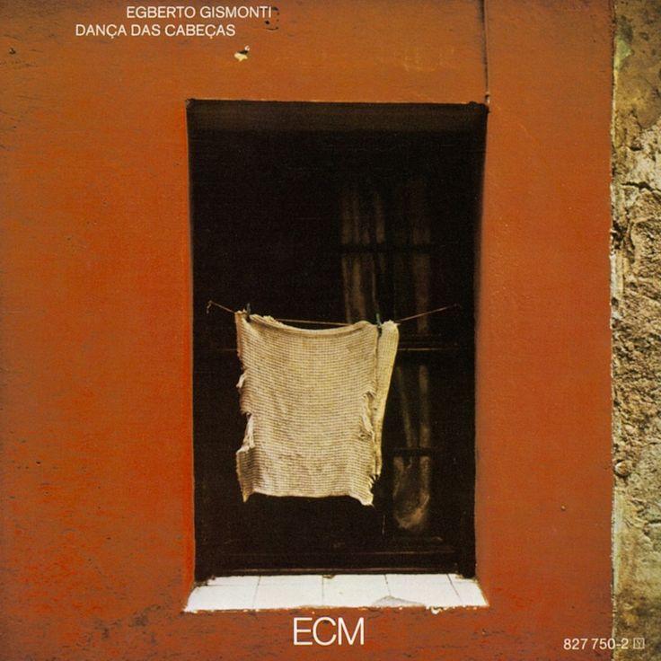 Dança Das Cabeças EGBERTO GISMONTI ECM 1089