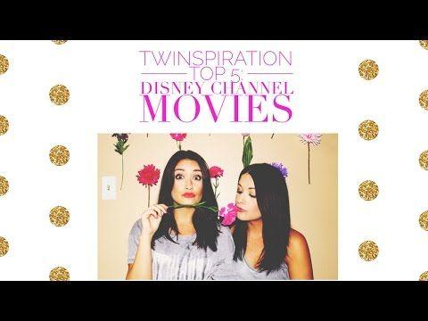 Twinspiration Top 5: Disney Channel Movies | Twinspiration