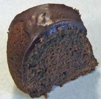 Black Russian Cake with Thick Chocolate Glaze Photo by C. Pellegrinelli, licensed to About.com