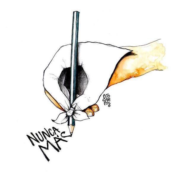 Día Nacional de la Memoria, por la Verdad y la Justicia #39Años #NuncaMás