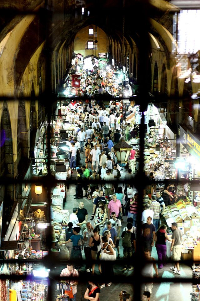Grand Bazaar, İstanbul