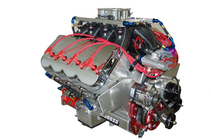 SAR-727 ( 1275 HP) 1X4 HEMISPHERICAL HEADED PUMP GAS ENGINE - Sonny's Racing Engines