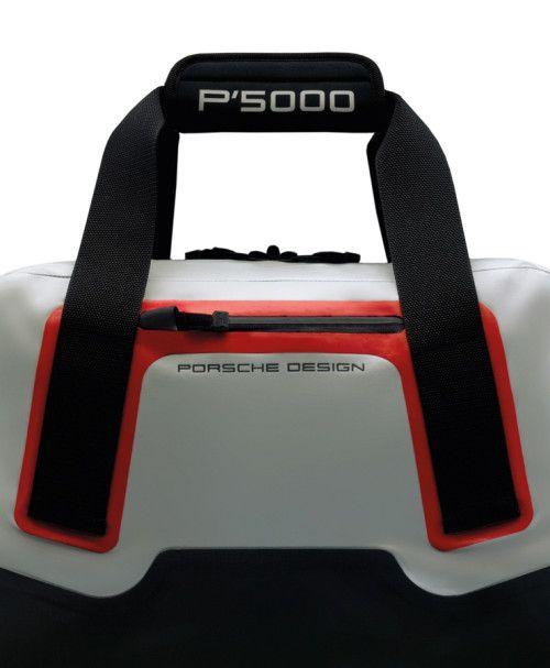 Porsche Design bag  l  leManoosh