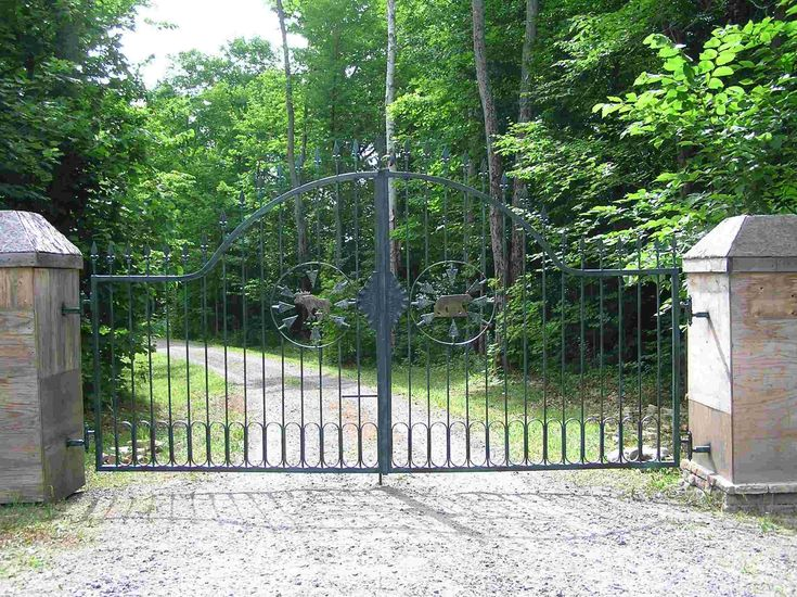 кованые ворота   Wrought ironGATES*****Custom-size and design