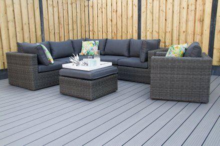 Suns luxe loungeset garda inclusief fauteuil onze nieuwe tuinset garden pinterest ants - Sofa vlechtwerk ...