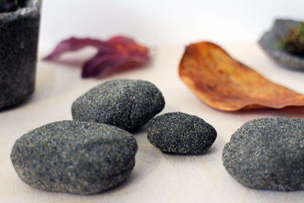How to Make Fake Stones