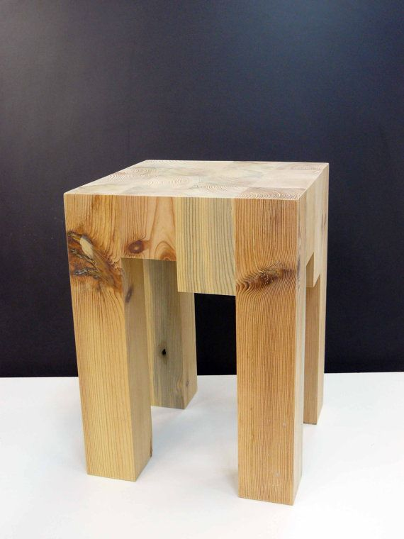 BLOCCO made of the joists from old tenement by RenovatioImperii