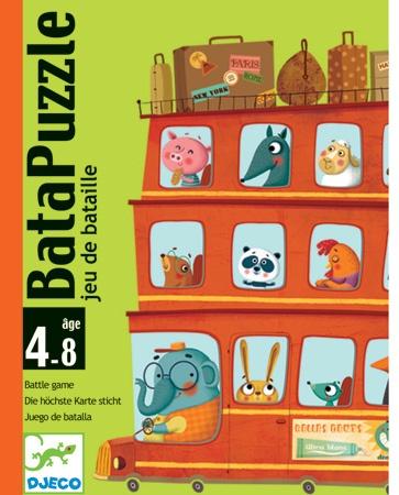Cartas - Bata puzzle (Batalha 42 cartas)  -  Conteúdo 42 Cartas  Nº de Jogadores 2 a 3  Tempo de 1 Partida 10 Minutos      €10.20