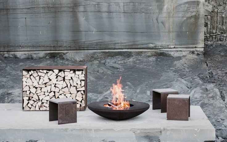 Feuerring Stahlgestell - Feuerring Produkte