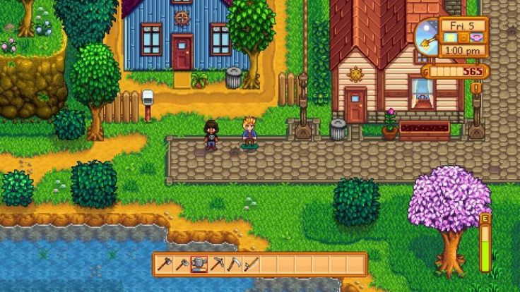 Stardew Valley is an amazing game, and the Switch port has perfected the few small issues I had with it. Goodbye social life.