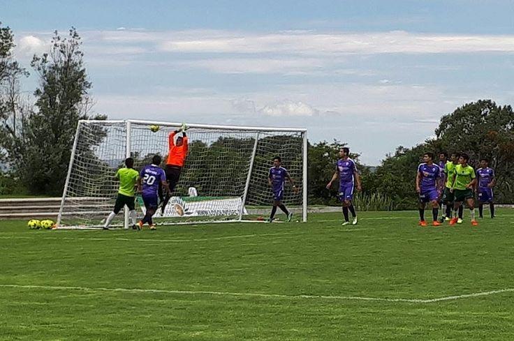 En el segundo partido de carácter amistoso, rumbo al Torneo Apertura 2017 de la Liga Premier, de la Federación Mexicana de Futbol, Real Zamora perdió por la mínima diferencia ante ...