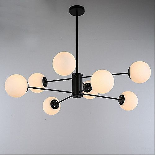 Rustic/Lodge Retro/Vintage Country Chandelier For Living Room Dining Room Study Room/Office AC 110-120 AC 220-240V Bulb Not Included 2018 - $169.49
