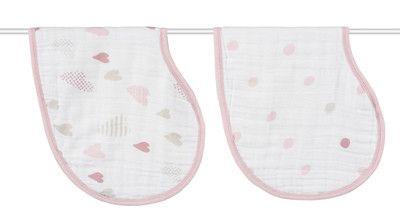 Baby Burp Cloth - Heartbreaker – Baby Luno