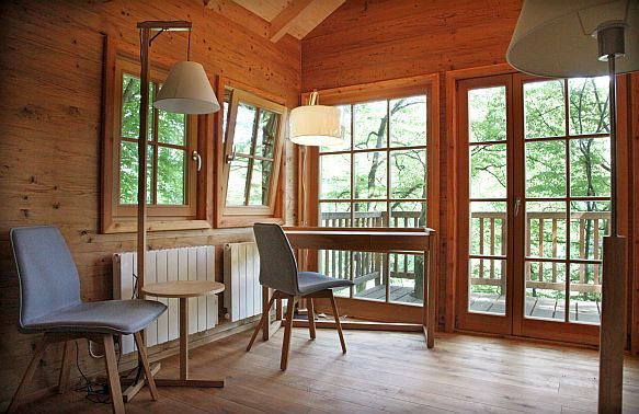 Die Lodge - Baumhaushotel SeeMÜHLE in Gräfendorf | Tagungshotel SeeMÜHLE in Gräfendorf