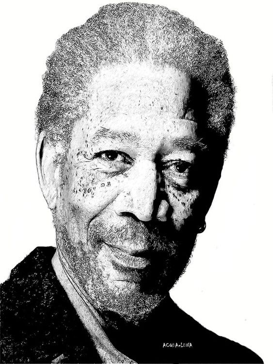 22-MORGAN  FREEMAN.