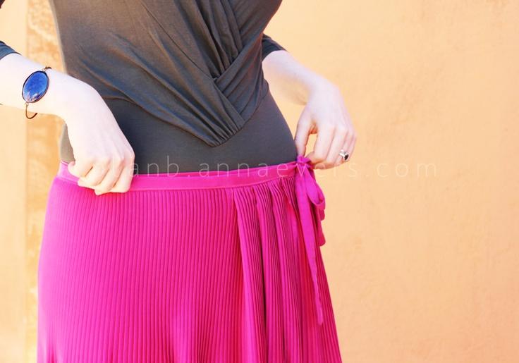 Plan B a n n a · e v e r s DIY maxi skirt