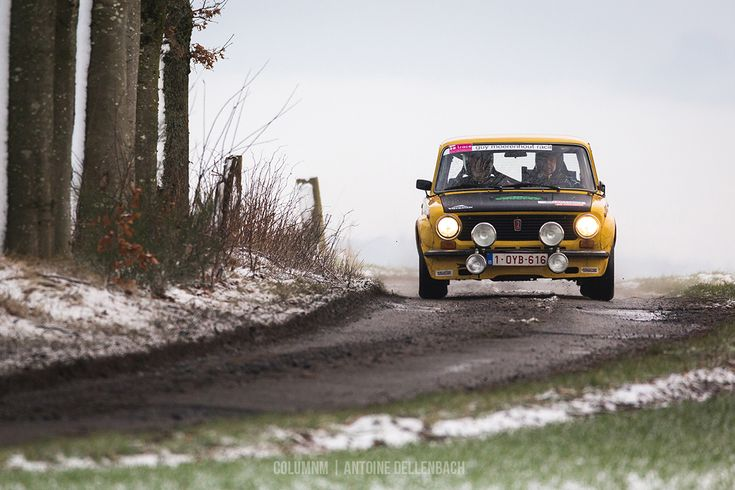 This year's Legend Boucles Bastogne saw over 300 cars from the defining era of rallying gather at a small town in Southern Belgium for a cosy and engaging affair. #ClassicCars #HeritageRally