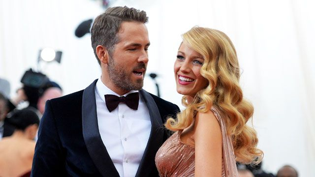 The world's most perfect couple, Blake Lively and Ryan Reynolds, name their daughter James. Could this contribute to the popularity of androgynous names?