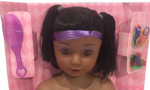 Doll Head Hair Styling: 1000+ Ideas About African American Hair Salons On
