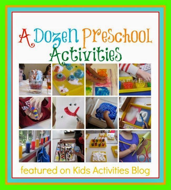 Preschool Activities!