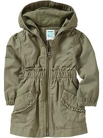 Toddler Girl Clothes: Outerwear | Old Navy