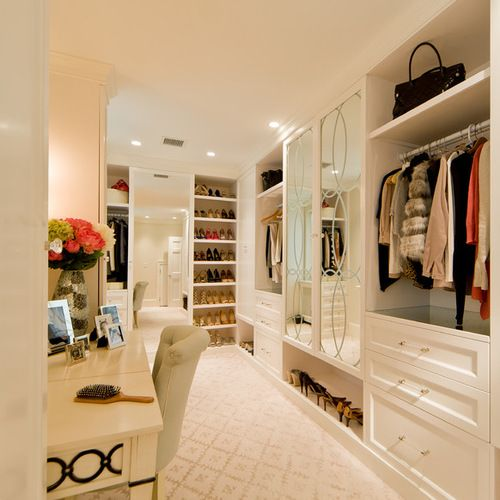 meer dan 1000 idee n over begehbarer kleiderschrank ideen. Black Bedroom Furniture Sets. Home Design Ideas