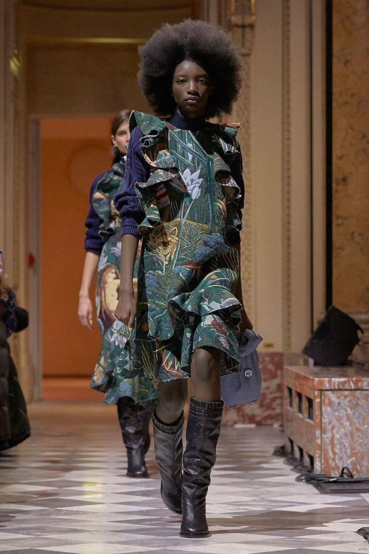 Kenzo La Collection Memento Autumn/Winter 2018 Ready To Wear | British Vogue