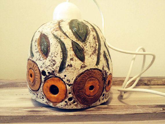 Lampadario  Chandelier Lamp. di mimixcoco su Etsy
